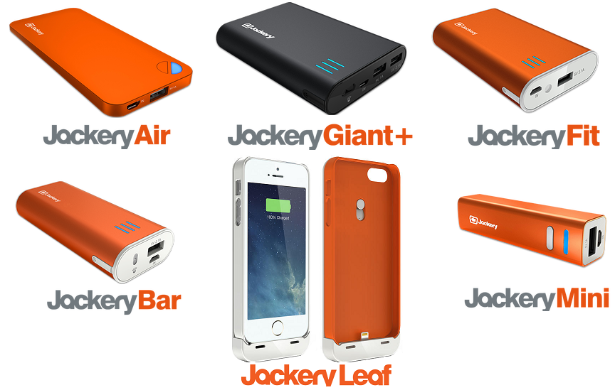 Jackery Portable Chargers For Smartphones Full Review